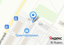 Компания «СвязьМонтаж» на карте
