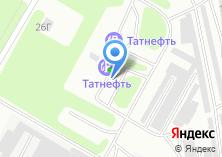Компания «АГЗС Tatneft» на карте