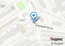 Компания «Pitlane» на карте