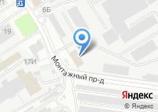 Компания «АВТО-ДИЗЕЛЬ» на карте