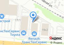Компания «Строящееся административное здание по ул. Марпосадское шоссе» на карте