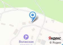Компания «Волжская деревня» на карте