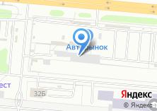 Компания «Магазин автоинструментов» на карте