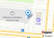Компания «Чебоксарский завод силовых агрегатов» на карте