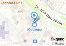 Компания «Алена» на карте