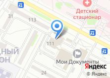 Компания «Белорусская мода» на карте