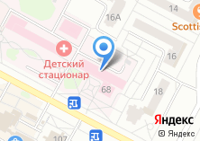 Компания «Чувашская медицинская страховая компания» на карте