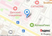 Компания «Новочебоксарский медицинский центр» на карте