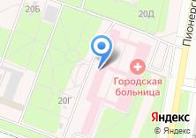 Компания «Новочебоксарское межрайонное патологоанатомическое отделение» на карте