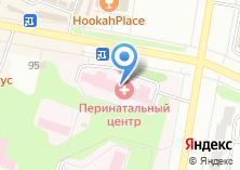 Компания «Новочебоксарский городской перинатальный центр» на карте