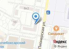 Компания «Нотариус Николаева Н.Л» на карте