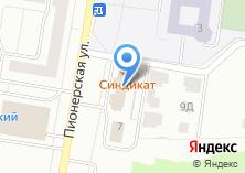 Компания «Диванофф» на карте