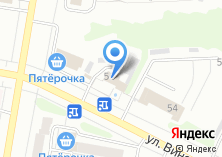Компания «Казань-Шинторг» на карте