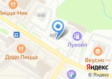 Компания «Продукты сельского двора» на карте