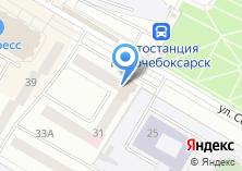 Компания «Новочебоксарская» на карте