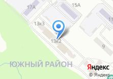 Компания «Центр занятости населения г. Новочебоксарск» на карте