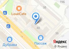 Компания «Изыск» на карте