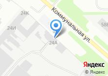 Компания «Автопрестиж» на карте