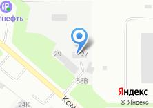 Компания «МАКОШЬ» на карте