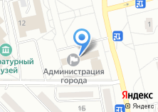 Компания «Отдел здравоохранения» на карте