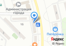 Компания «Антей» на карте