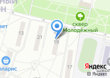 Компания «Нотариус Спиридонова Е.Г» на карте