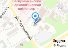 Компания «Отдел Военного комиссариата Чувашской Республики по г. Новочебоксарску» на карте
