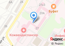 Компания «Новочебоксарская станция скорой помощи» на карте