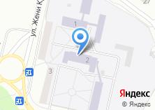 Компания «Чебоксарский химико-механический техникум» на карте