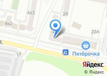 Компания «Оптимистка» на карте