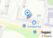 Компания «Аквалайн-Авто» на карте