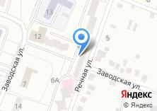 Компания «Ивановец» на карте