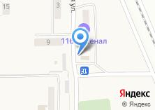 Компания «Армейский» на карте