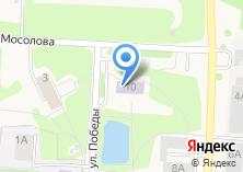 Компания «Марийский НИИ сельского хозяйства Россельхозакадемии» на карте