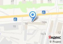 Компания «Кубометр» на карте