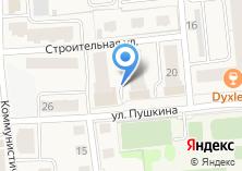 Компания «Строящийся жилой дом по ул. Пушкина (Медведево)» на карте
