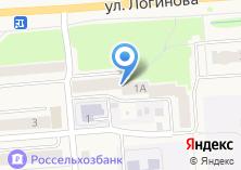 Компания «Медведевская центральная районная больница» на карте