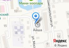 Компания «Гайша» на карте