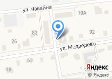 Компания «Автомойка на ул. Медведево» на карте