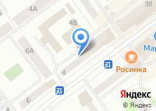 Компания «Искож» на карте