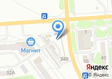 Компания «Мир посуды» на карте
