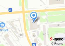Компания «ЯиК» на карте