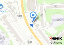 Компания «Наш экспресс» на карте