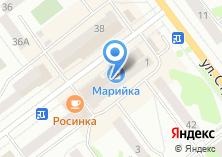 Компания «Покровские пряники» на карте