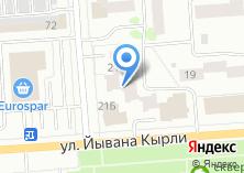 Компания «Лукойл-Гарант» на карте