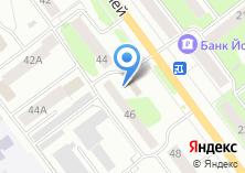 Компания «ВодоГазКомплект» на карте