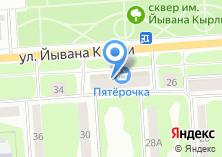 Компания «Магазин электрохозтоваров» на карте