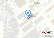 Компания «TOPService» на карте
