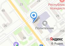 Компания «Лель» на карте