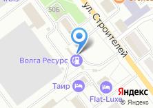 Компания «Тотек» на карте